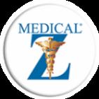 Medical Z logo round